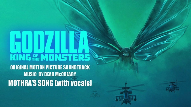 Mothras Song 2019 (with vocals) | Godzilla King of the Monsters