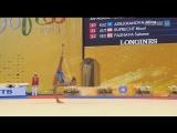 Александра Солдатова - булавы (финал многоборья) Чемпионат Мира 2018