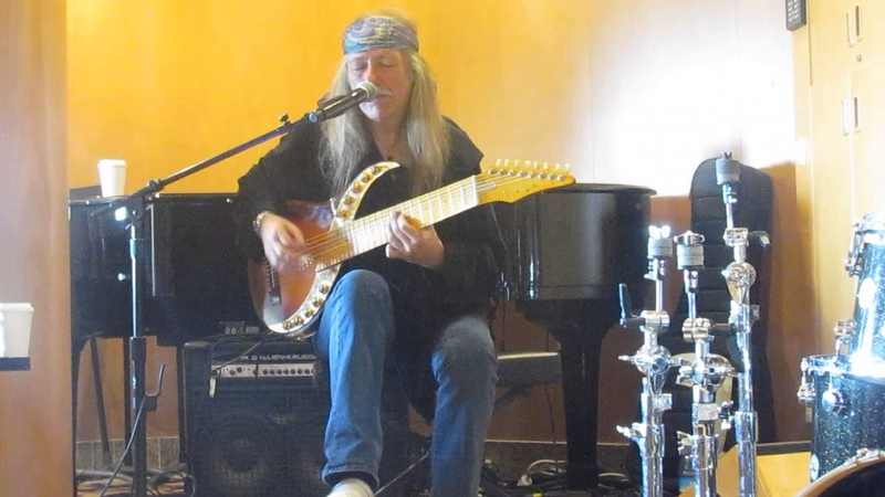 70000 TONS OF METAL: Uli Jon Roth clinic (All Along the Watchtower -- Feb. 5, 2017)