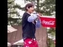 Coca Cola x BTS: V's eye contact video 😍💜
