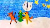 С Новым Годом Поросенок Алиса Беляева 5 лет Сквирел МультСтудия Академия Волшебников, т 890802