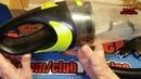 Ручной автомобильный пылесос на литиевых аккумуляторах
