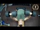 Тренировка груди АК Антей