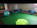 Зал для Йоги и лекций по подготовке к родам