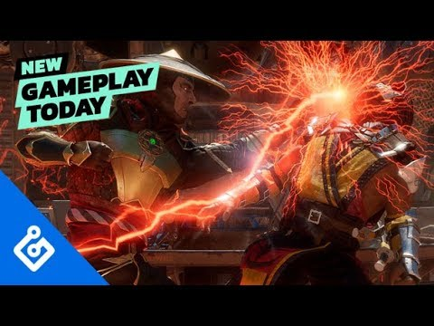 New Gameplay Today – Mortal Kombat 11
