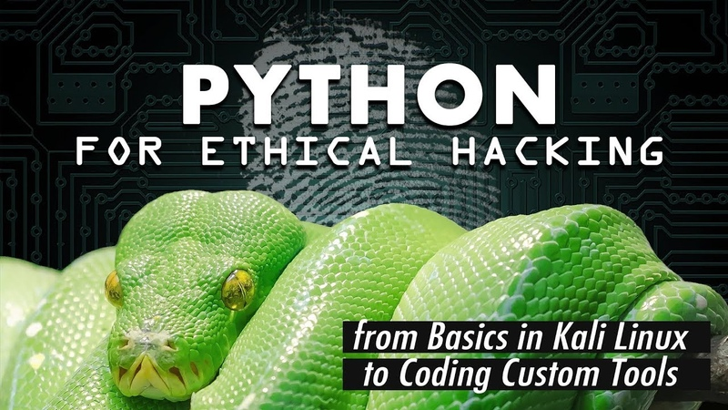 Best Python Hacking Course for Beginners in 2019