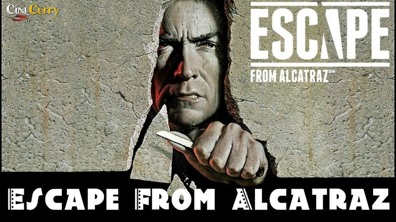 Escape from Alcatraz | Hollywood Crime Movies | Clint Eastwood, Patrick McGoohan