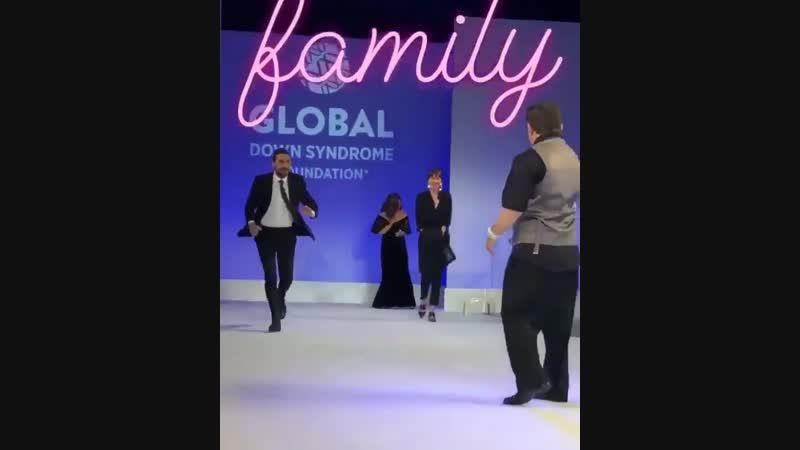 Благотворительное мероприятие «Be Beautiful Be Yourself» от фонда в поддержку людей с синдромом дауна (20 октября 2018)