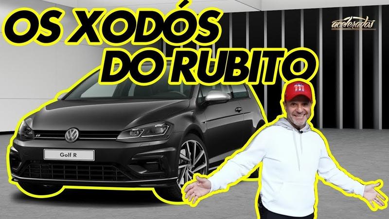 Rubinho mostra todos os carros ( moto e simulador) da sua garagem! - Especial 233 | Acelerados