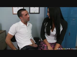 (Bonus 3) Audrey Bitoni & Keiran Lee Equipment Room Boom Boom[Brazzers HD Porn School Schoolgirls Hardcore Big Tits Big Cock