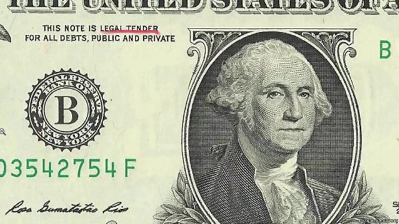 Обеспеченные и необеспеченные деньги _ Деньги и денежные средства _ Макроэкономика