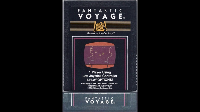 Old School {Amiga} Fantastic Voyage ! FULL OST SOUNDTRACK