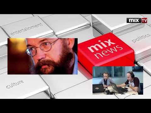 Герман Стерлигов в программе Абонент доступен MIXTV
