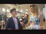 Интервью. Mercedes-Benz Fashion Week Russia. топмодельподетски.ру / Russian Musik Boх