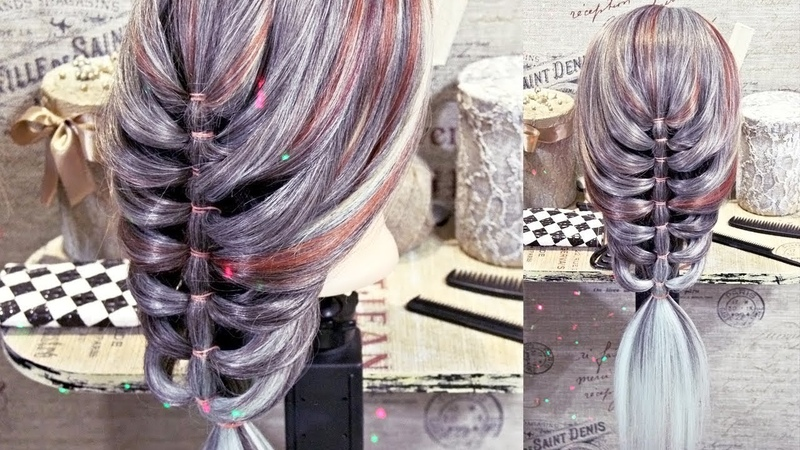 Ribbed braid | Hairstyles by REM | Copyright ©