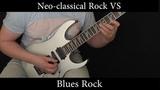 Super Battle! Neo-Classical Rock VS Blues Rock!