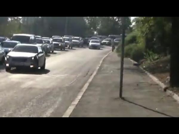 Встречная полоса Конец отпуска г. Ростов-на-Дону