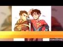 Робин и Супербой ( Демиан и Джонатан) - твой пол мужской