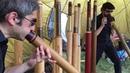 UCDidgs - T(w)o woodslide - Movie at Le Rêve de l'Aborigène