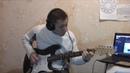 (Funky Blues Backing Track Jam in Bm)Конкурс блюз