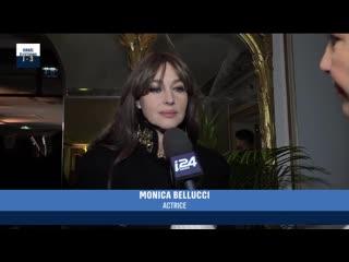 Monica bellucci revient sur son tournage avec le réalisateur israélien eran riklis
