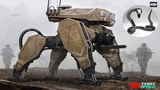 Rare Video Run-in of new technology in the US Army (Most Advanced Robots)#Part 2