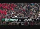 NCAAF 2018 Week 11 South Florida Bulls Cincinnati Bearcats 1H EN