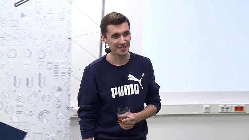 Вадим Щербанёв выступление Инфотрафик 2018 GetCourse и самогон Атамана Кривошлыкова
