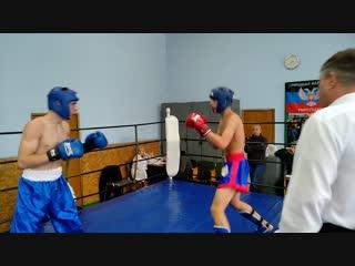 Марикуца Егор - Глущенко Андрей раздел Фулл в.к 63,5 кг