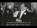 Tito Schipa - È la solita storia de L'Arlesiana de Cilea (subtítulos español e italiano)