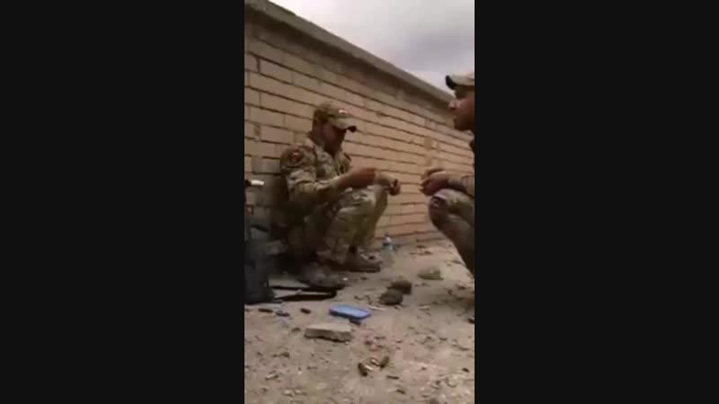 Иракцы развлекаются в Мосуле