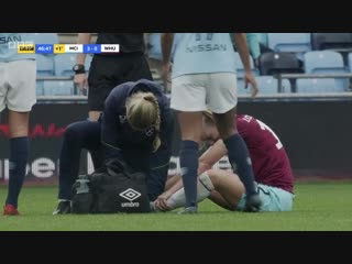 Womens super league 2018/19 manchester city v west ham