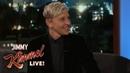 Ellen DeGeneres Makes Fun of Jimmy Kimmels Phone Case