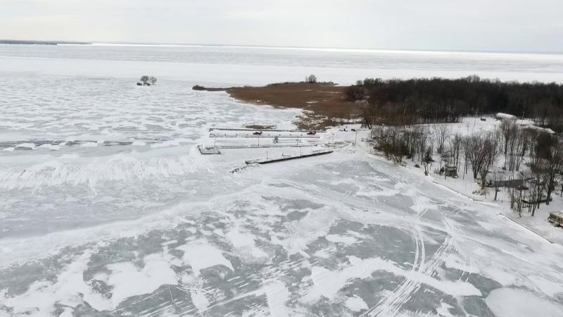 Georgina Island First Nation - Lake Simcoe Janaury 2018