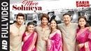 Full Song: Mere Sohneya   Kabir Singh   Shahid K, Kiara A, Sandeep V   Sachet - Parampara   Irshad K