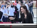 Олимпийская чемпионка Аделина Сотникова научила сахалинских фигуристов моухокам