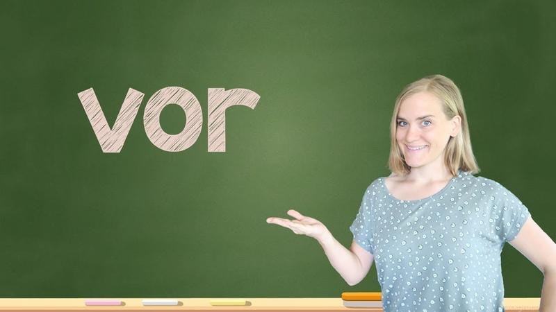 German Lesson 61 Separable Verbs ein auf aus nach mit vorbei zu A1