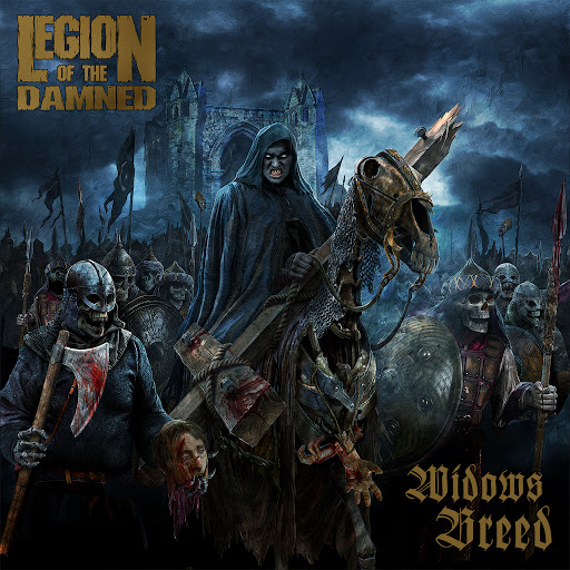 Legion of the Damned альбом The Widow´s Breed