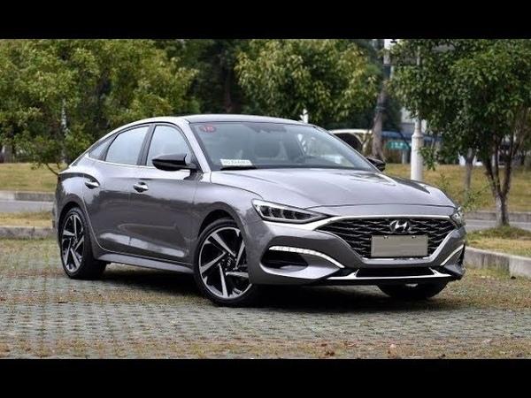 2018 Hyundai Lafesta. Яркий корейский спортивный седан с доступной стоимостью.