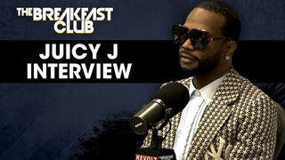 Juicy J Talks Mac Miller, Fatherhood & Crunk Music Standing The Test Of Time