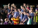 Josep Guardiola - La Liga Celebration FC Barcelona 2010 / 2011 [ENGLISH SUBS]