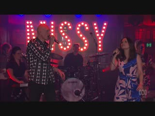 Missy higgins & peter garrett - back to the wall (divinyls cover)