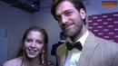 Bab Buelens en Vincent Banic op de Story Awards