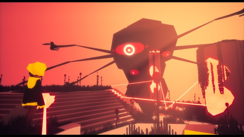 Self Shot - Fight Your Fears in This Super Stylish Low Poly Old School Run N Gun FPS