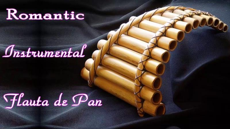 3 horas de Musica Romantica Instrumental Pan Flute | Pan Flute Love Songs | Relax Music Pan Flute