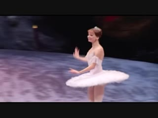 Евгения ОБРАЗЦОВА. Вариация Феи Драже из балета
