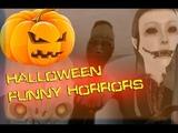 Funny horrors HALLOWEEN Evil nun и eyes the horror game