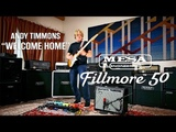 Fillmore 50 1x12 Combo Andy Timmons Welcome Home