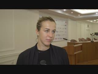 Анастасия Павлюченкова: «Нужно учиться проигрывать. Я стараюсь извлекать много позитивного на следующий матч!»