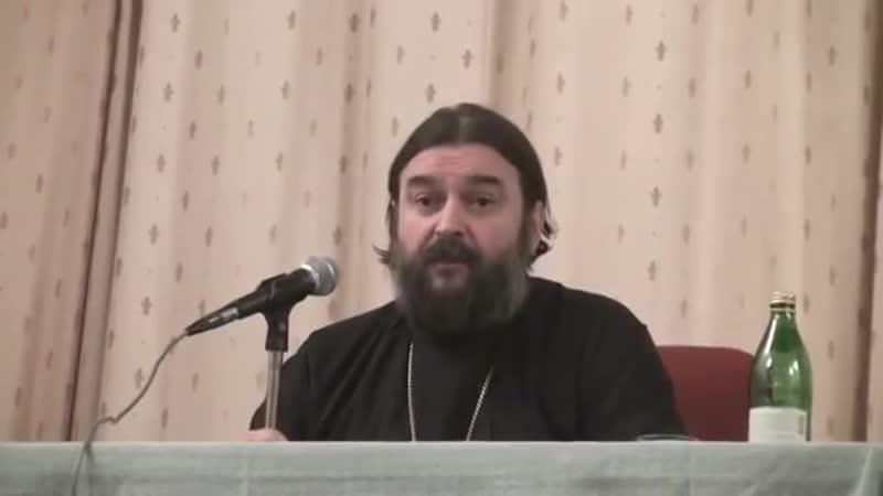 Девять евангельских заповедей блаженства 7! Протоиерей Андрей Ткачёв